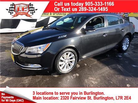 2015 Buick LaCrosse Leather (Stk: 45353A) in Burlington - Image 1 of 24