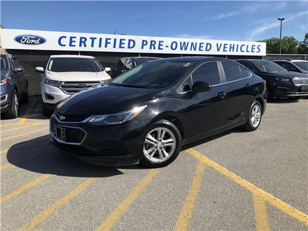 2018 Chevrolet Cruze LT Auto (Stk: P8746A) in Barrie - Image 1 of 21