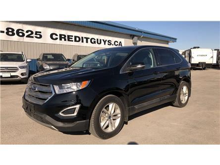 2017 Ford Edge SEL (Stk: I7641) in Winnipeg - Image 1 of 24