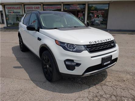 2016 Land Rover Discovery Sport HSE | LUXURY | PANO | 7 PASS | BLACK DESIGN PKG (Stk: P12329) in Oakville - Image 2 of 23