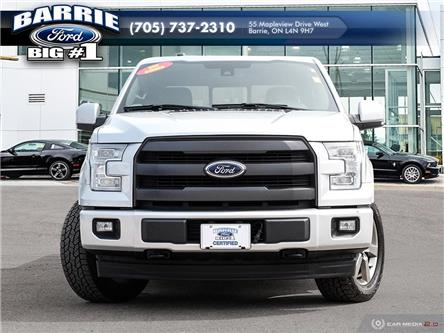2017 Ford F-150 Lariat (Stk: T0684A) in Barrie - Image 2 of 27