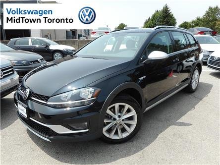 2019 Volkswagen Golf Alltrack  (Stk: W0386) in Toronto - Image 1 of 28