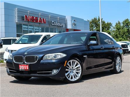 2011 BMW 550i xDrive (Stk: GC639864A) in Cobourg - Image 2 of 30