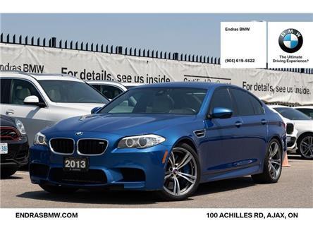 2013 BMW M5 Base (Stk: P5845A) in Ajax - Image 1 of 22