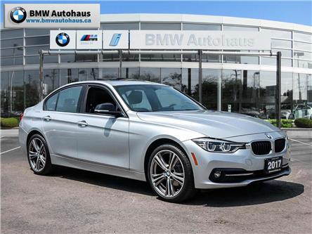 2017 BMW 330i xDrive Sedan (8D97) (Stk: P8904) in Thornhill - Image 2 of 26