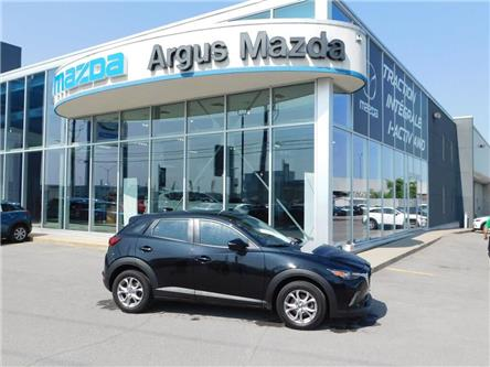 2016 Mazda CX-3 GS (Stk: 94911A) in Gatineau - Image 1 of 17