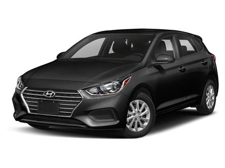 2019 Hyundai Accent Preferred (Stk: 19853) in Ajax - Image 1 of 9