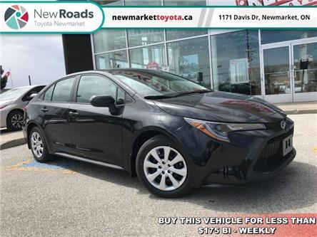 2020 Toyota Corolla LE (Stk: 34493) in Newmarket - Image 1 of 17