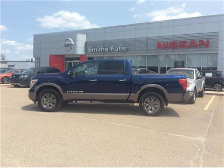 2018 Nissan Titan Platinum (Stk: P1959) in Smiths Falls - Image 2 of 12