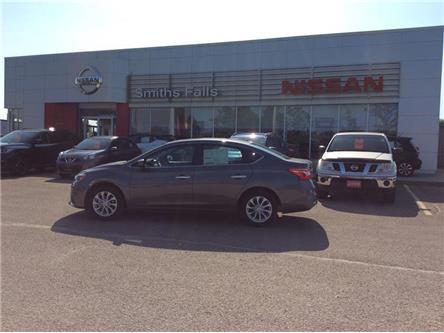 2019 Nissan Sentra 1.8 SV (Stk: 19-150) in Smiths Falls - Image 1 of 13