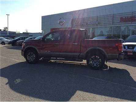 2019 Nissan Titan Platinum (Stk: 19-281) in Smiths Falls - Image 2 of 12