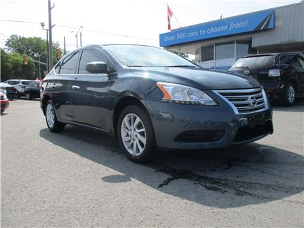 2015 Nissan Sentra 1.8 SV (Stk: 190978) in Richmond - Image 1 of 13
