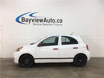 2015 Nissan Micra S (Stk: 35171W) in Belleville - Image 1 of 21