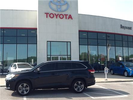 2017 Toyota Highlander Limited (Stk: p19086) in Owen Sound - Image 1 of 8