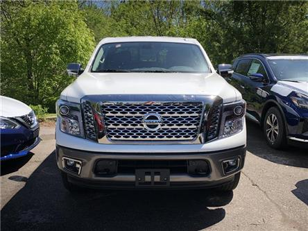 2019 Nissan Titan Platinum (Stk: RY19N003) in Richmond Hill - Image 1 of 5