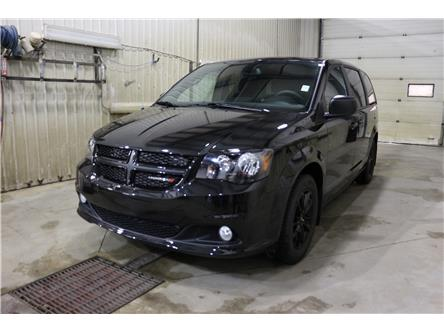 2019 Dodge Grand Caravan CVP/SXT (Stk: KT094) in Rocky Mountain House - Image 1 of 25