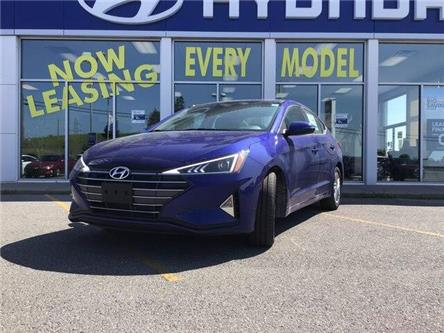 2020 Hyundai Elantra Preferred w/Sun & Safety Package (Stk: H12149) in Peterborough - Image 1 of 16