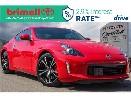 2018 Nissan 370Z Sport (Stk: 9864A) in Scarborough - Image 1 of 20
