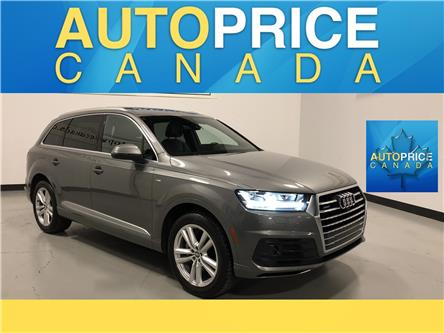 2017 Audi Q7 3.0T Technik (Stk: H0466) in Mississauga - Image 1 of 28