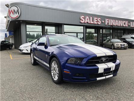 2013 Ford Mustang V6 Premium (Stk: 13-217669) in Abbotsford - Image 1 of 14