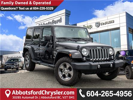 2016 Jeep Wrangler Unlimited Sahara (Stk: J305794C) in Abbotsford - Image 1 of 23