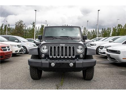 2016 Jeep Wrangler Unlimited Sahara (Stk: J305794C) in Abbotsford - Image 2 of 23