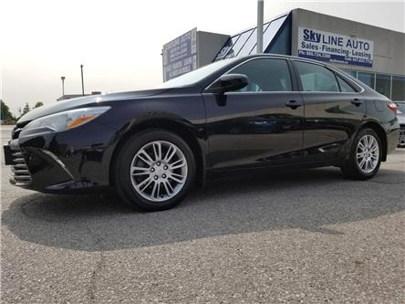 2015 Toyota Camry LE (Stk: ) in Concord - Image 1 of 18