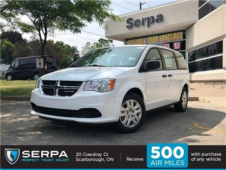 2019 Dodge Grand Caravan 29E Canada Value Package (Stk: 197086) in Toronto - Image 1 of 18