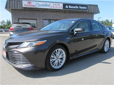 2018 Toyota Camry Hybrid  (Stk: 194151) in Peterborough - Image 1 of 22