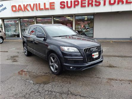 2015 Audi Q7 3.0 TDI VORSPRUNG EDITION | S-LINE | NAV | PANO (Stk: P12038) in Oakville - Image 2 of 26