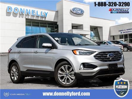 2019 Ford Edge Titanium (Stk: PLDU6196) in Ottawa - Image 1 of 30