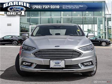 2018 Ford Fusion Titanium (Stk: 6356) in Barrie - Image 2 of 27