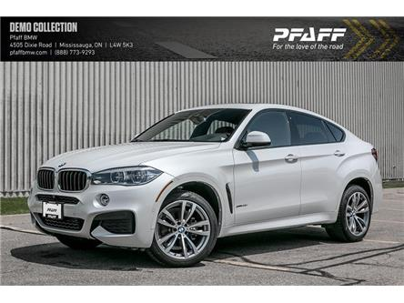 2018 BMW X6 xDrive35i (Stk: 20714) in Mississauga - Image 1 of 22