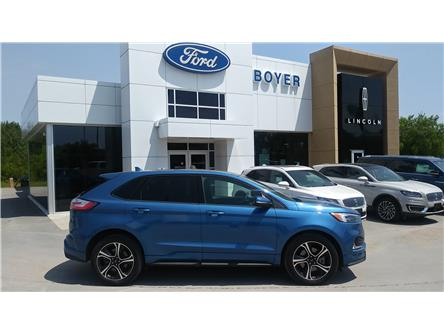 2019 Ford Edge ST (Stk: P0466) in Bobcaygeon - Image 1 of 28