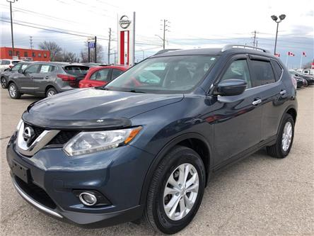 2016 Nissan Rogue SV (Stk: P2591) in Cambridge - Image 2 of 27