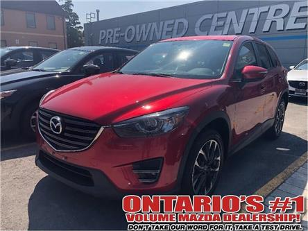 2016 Mazda CX-5 GT (Stk: p2413) in Toronto - Image 1 of 16