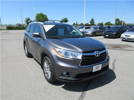 2016 Toyota Highlander XLE (Stk: K13611A) in Ottawa - Image 2 of 17