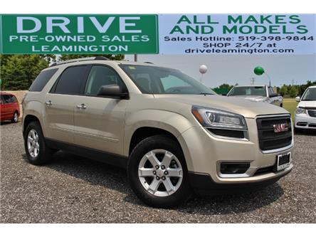 2015 GMC Acadia SLE2 (Stk: D0100) in Leamington - Image 1 of 30