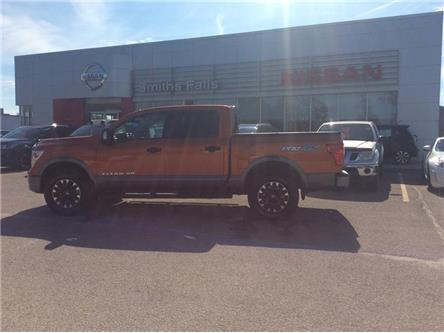 2019 Nissan Titan PRO-4X (Stk: 19-197) in Smiths Falls - Image 1 of 11