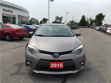 2015 Toyota Corolla LE ECO (Stk: P1864) in Whitchurch-Stouffville - Image 2 of 16
