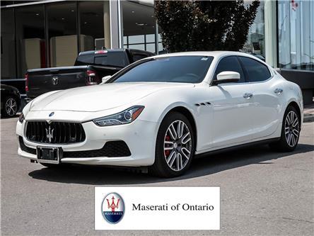 2017 Maserati Ghibli S Q4 (Stk: U4304) in Vaughan - Image 1 of 26