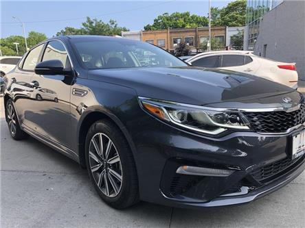2019 Kia Optima LX+ (Stk: K190152) in Toronto - Image 1 of 22