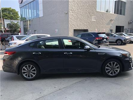 2019 Kia Optima LX+ (Stk: K190152) in Toronto - Image 2 of 22