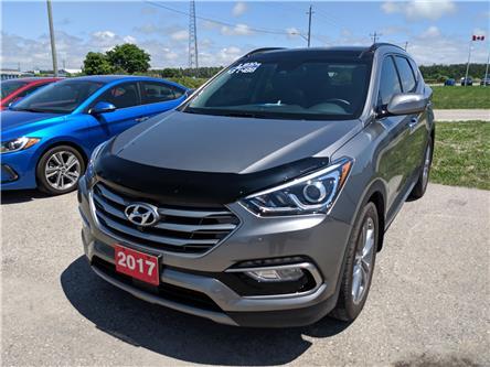 2017 Hyundai Santa Fe Sport 2.0T Ultimate (Stk: 90164A) in Goderich - Image 1 of 13