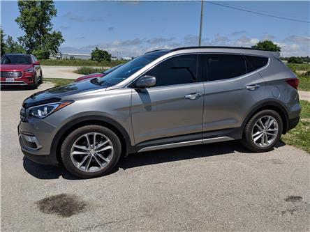 2017 Hyundai Santa Fe Sport 2.0T Ultimate (Stk: 90164A) in Goderich - Image 2 of 13