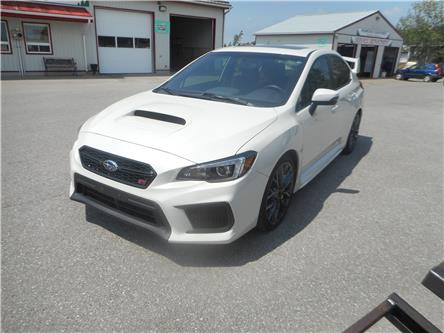 2018 Subaru WRX STI Sport-tech w/Wing (Stk: ) in Cameron - Image 1 of 12