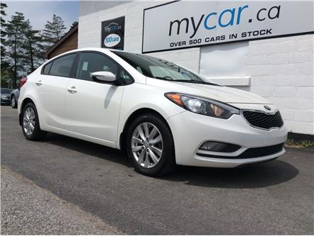 2015 Kia Forte 1.8L LX+ (Stk: 190973) in North Bay - Image 1 of 19