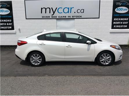 2015 Kia Forte 1.8L LX+ (Stk: 190973) in North Bay - Image 2 of 19