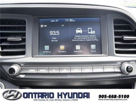 2019 Hyundai Elantra Sport (Stk: 858972) in Whitby - Image 2 of 21