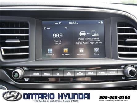 2020 Hyundai Elantra Luxury (Stk: 906272) in Whitby - Image 2 of 21